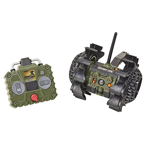 Spy Net Covert Ops Ultra Tuff Video Recon Bot by SpyNet