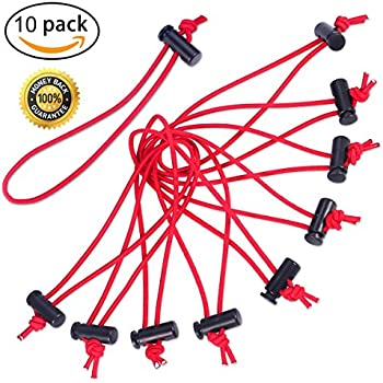 Amazon Com Planet Waves Elastic Cable Ties 10 Pack