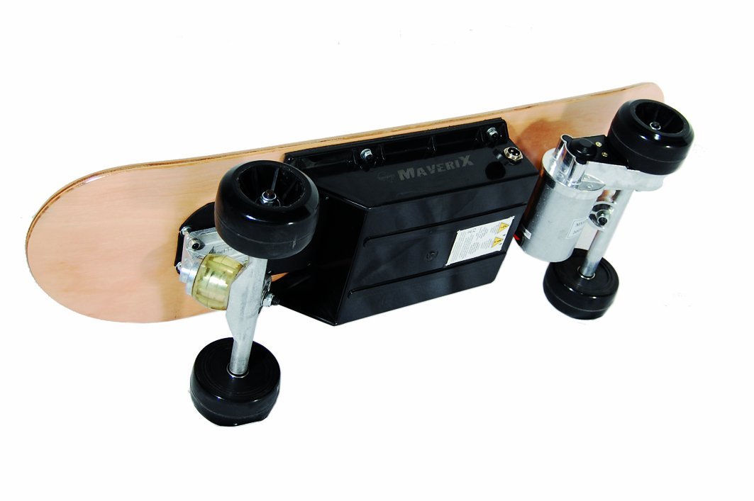 Amazon.com: maverix California 150 W Eléctrico Skateboard ...