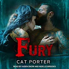 Fury Audiobook by Cat Porter Narrated by Noelle Bridges, Aiden Snow