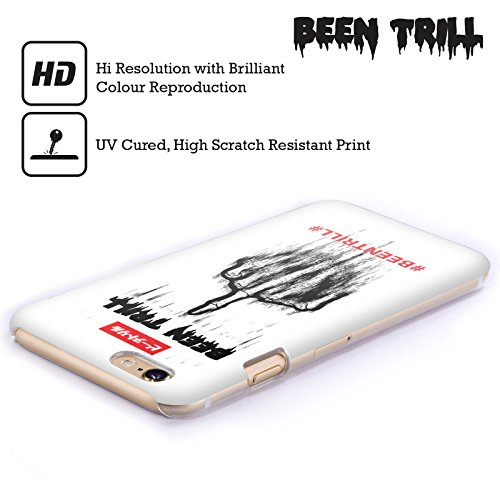 Official Been Trill FU Glitch Hard Back Case for Apple iPhone 5c
