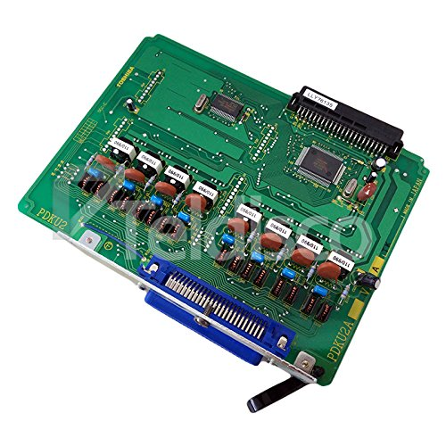 Toshiba Pdku2a V.2 8 Port Digital Station Circuit (Circuit Station Card)