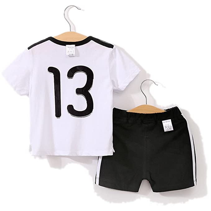 367f98f0261f sells 2dd44 a4af5 football t shirt and shorts outfit ...