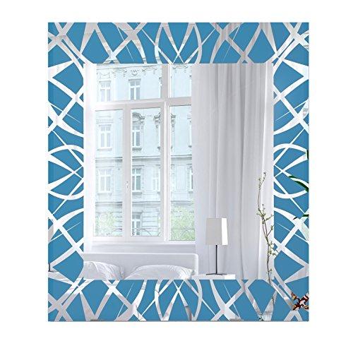 Blue Border Pattern - 3