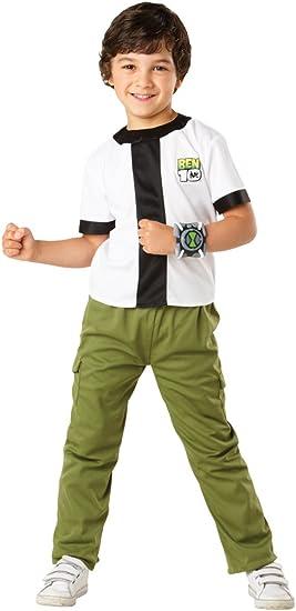 Rubies - Disfraz Ben 10 de niño a partir de 2 años (881680S ...