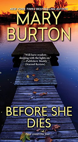 book cover of Before She Dies