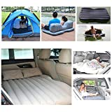truck bed air mattress ford - Best Truck SUV Bed Car Seat Air Mattress Pad Ford F150 Chevy Toyota Tacoma Gray