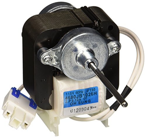Price comparison product image LG Electronics 4680JB1026H Refrigerator Condenser Cooling Fan Motor