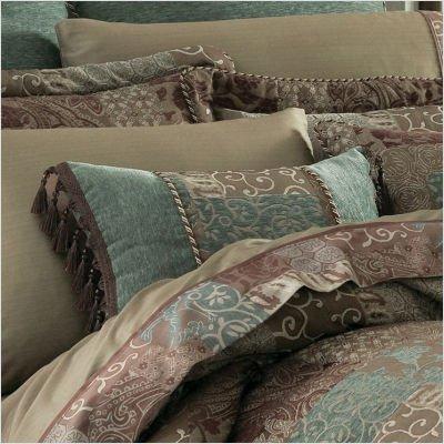 Croscill 2A0-520O0-6406/200 Galleria Boudiour Pillow -