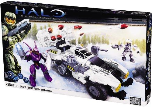 Halo Mega Bloks UNSC Arctic Wolverine