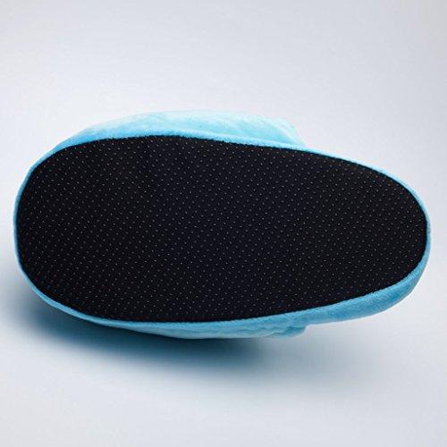 Femme Ouvertes 44 1770 Et Douces Chaussons De Unique Enfants Katara 36 Hiver Automne Unisexe Maison En Taille Bleu Chaussures Chaudes Homme Peluche Pantoufles Licorne qSWawx1dYw