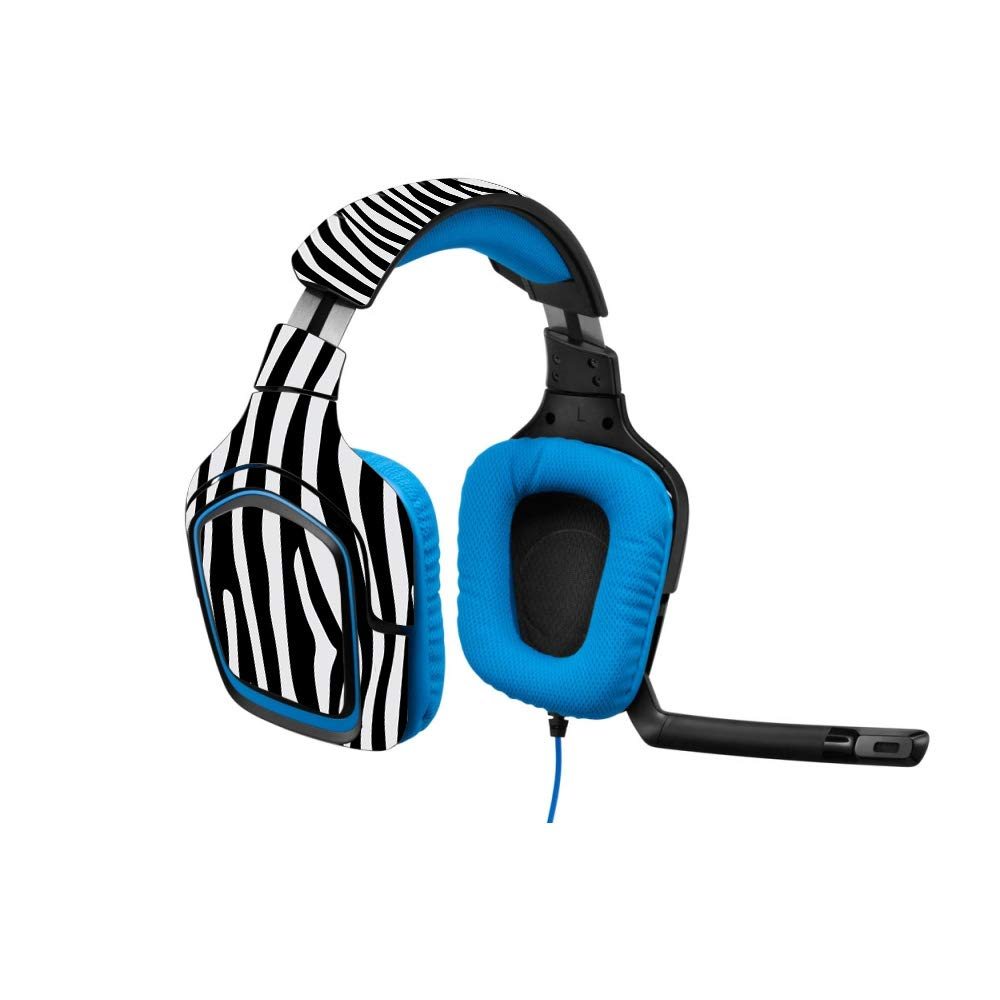 Amazon.com: MightySkins Skin for Logitech G430 Gaming Headset - Llama  Protective, Durable, and Unique Vinyl Decal wrap cover | Easy To Apply,  Remove, ...