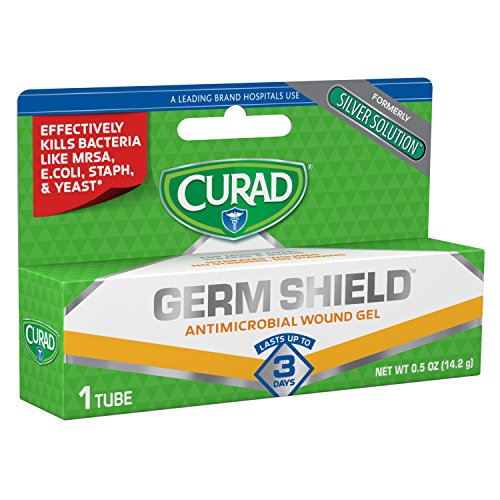 Curad Germ Shield Antimicrobial