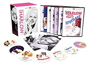Jean Harlow 100th Anniversary Collection (Bombshell / The Girl from Missouri / Reckless / Riffraff / Suzy / Personal Property / Saratoga)