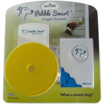 Pebble Smart Doggie Doorbell - Blue Accent