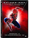 Spider-Man: Five Movie Collection (Spider-Man 1-3 / The Amazing Spider-Man 1-2)(Bilingual)