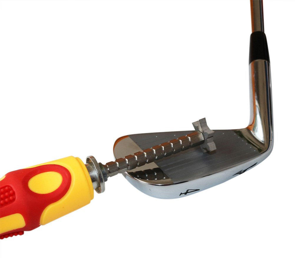 Amazon.com: Groovemaster Golf Club Groove Sharpener ...