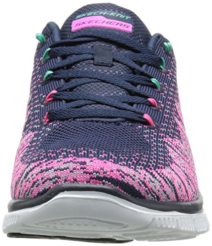 Skechers Flair Sports Salle Bleu De multi Flex Appeal marine Femme Talent Chaussures En wttRYq