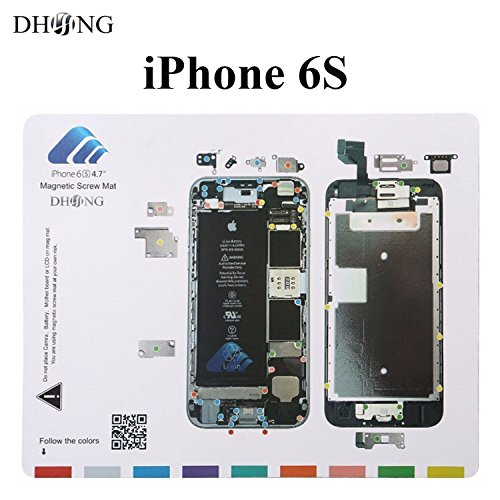 iphone 5 screw chart - 2