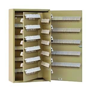 STEELMASTER Unitag Locking 715-Key Cabinet, 16.5 x 31.13 x 7 Inches, Sand (201971503)