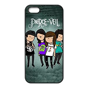 SKULL Pierce the veil Phone Case for Iphone 5s Kimberly Kurzendoerfer