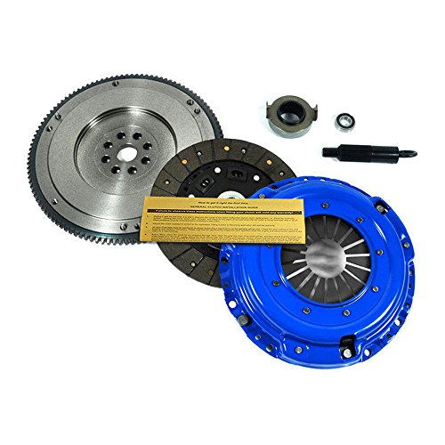 (EFT STAGE 2 CLUTCH KIT+ FLYWHEEL fits 1994-2001 ACURA INTEGRA RS LS GS GSR TYPE-R)