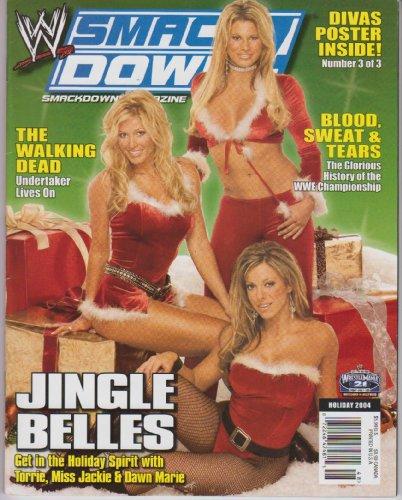 WWE Smackdown Magazine Holiday 2004 ()