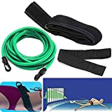 Swim Training Resistance Belt, 3.0 M Swimming