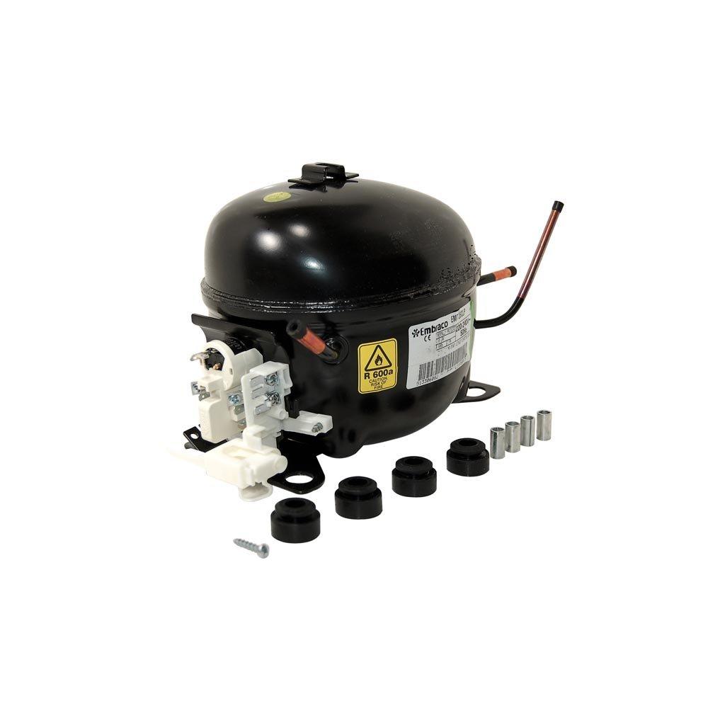 Compressor for Proline Fridge Freezer Equivalent to 481236038764 Spares4appliances
