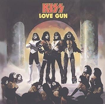 amazon love gun kiss ハードロック 音楽