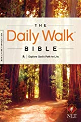 The Daily Walk Bible NLT (Softcover) Paperback