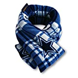 Sunny Bay Extra Long Neck Heating Wrap, Rice Filled (Cowboys NFL)