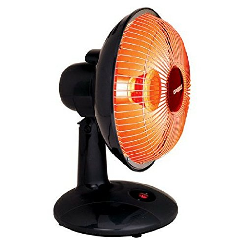 Optimus H-1322 Portable 2-Speed Fan Heater with Thermostat