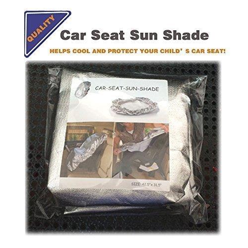 HILTOW Baby car seat Sun Shade by Hiltow (Image #8)