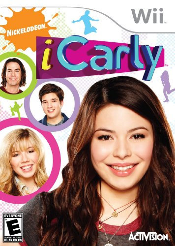 Icarly Sams Remote - iCarly - Nintendo Wii