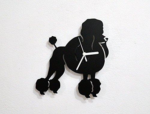 Poodle Dog - Wall Clock