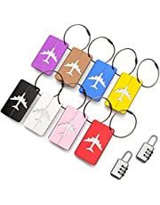 Travel Holiday Luggage Baggage Tags by ATA® - (8 Pack)
