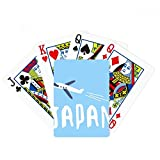 beatChong Japanese Airplane Travel Wellcome Poker Playing Card Tabletop Board Game Gift