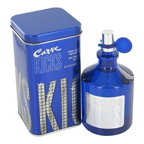 Curve Kicks By Liz Claiborne For Men, Cologne Spray, 4.2-Ounce Bottle by Liz Claiborne