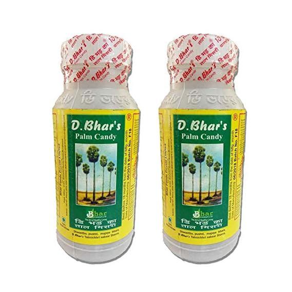 D Bhar Dulal's Palm Candy (500 g x 2)