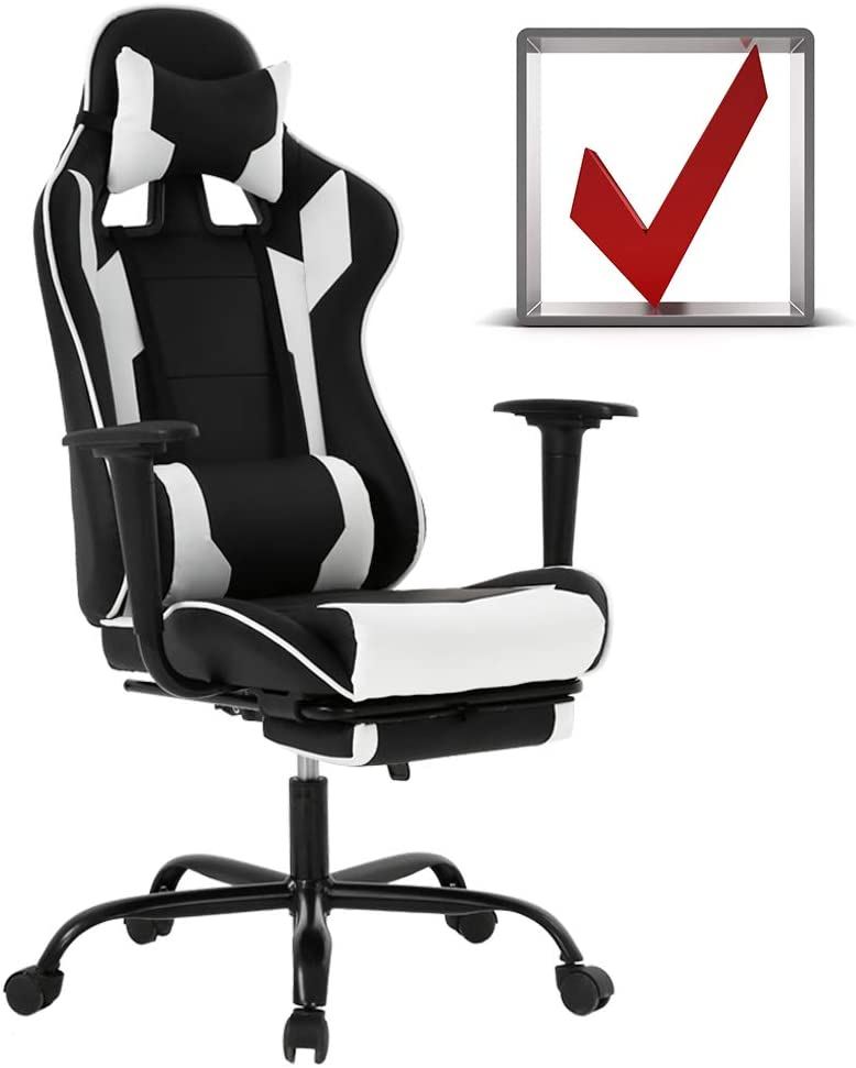 BESTMASSAGE HIGH BACK GAMING CHAIR