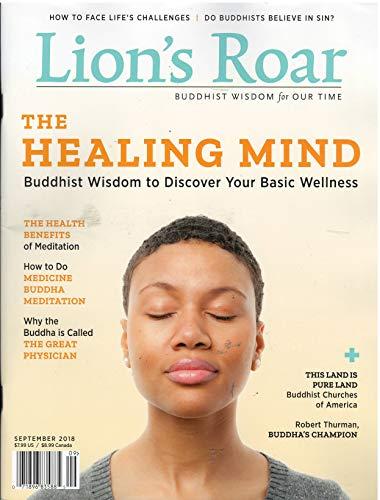 Lion's Roar Magazine September 2018
