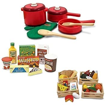 Image Result For Best Melissa And Doug Kitchen Accessory Set