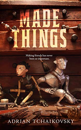 Book Cover: Made Things