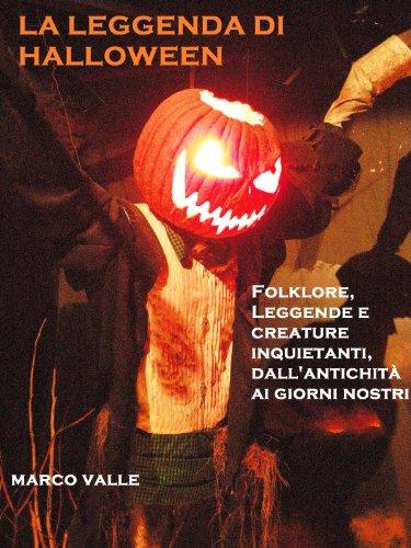 La Leggenda di Halloween (I Misteri di McGlen Vol. 2) (Italian (Leggende Halloween)