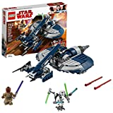 Toys : LEGO Star Wars General Grievous' Combat Speeder 75199 Building Kit (157 Piece)