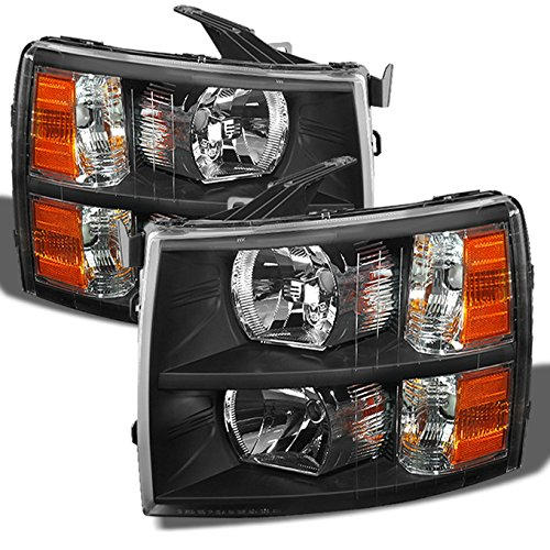 09 silverado headlight assembly - 3