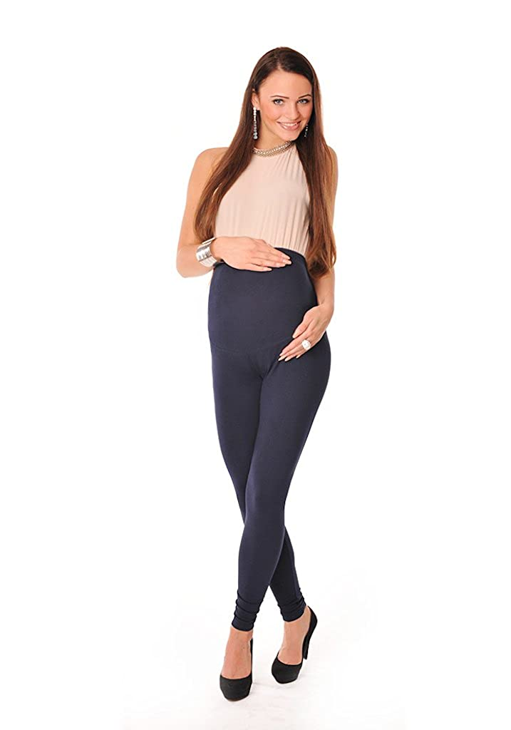 Purpless Maternity New Stretchy Maternity Leggings Over Bump Full Length 1050