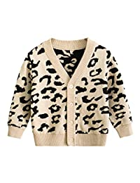 Mud Kingdom Cute Little Boys Girls Cardigan Sweater Button