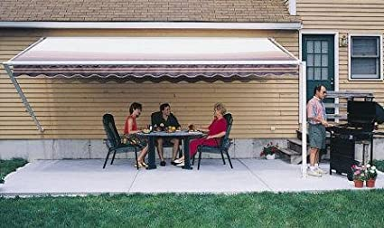 promo code 86ce3 3e304 Sunsetter 16FT Sage 1000XT Retractable Awning